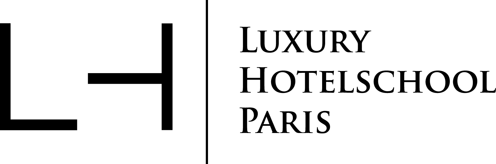 Logo Luxury Hotelschool Paris